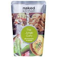 Soup Naked Natural Thai Jungle Curry 500 gm