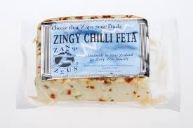 Zany Chilli Feta 130 gm