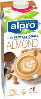 Alpro Almond for Professionals 1 lt