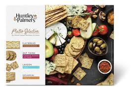 Cracker Platter Selection Huntley Palmer