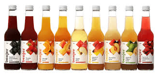 Benjer Apple & Cherry Juice 275ml