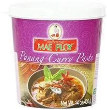 Curry paste paste panang Mae Ploy 400gm