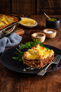 Lasagne 6 x 300 gm portions Beef frozen