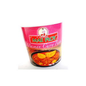 Curry paste paste massaman Mae Ploy 400gm