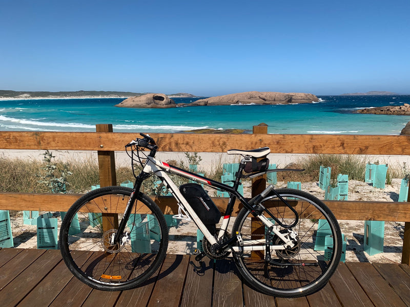 Top Reasons to Ride an Electric Bike