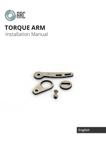 Arc Torque Arm User Manual