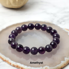 Load image into Gallery viewer, Amethyst Bracelets