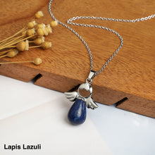 Load image into Gallery viewer, Angel Stone  Necklace