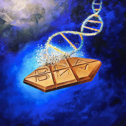 DNA Chocolate