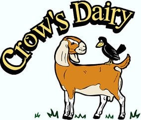 Crow's Dairy Goat Cheese