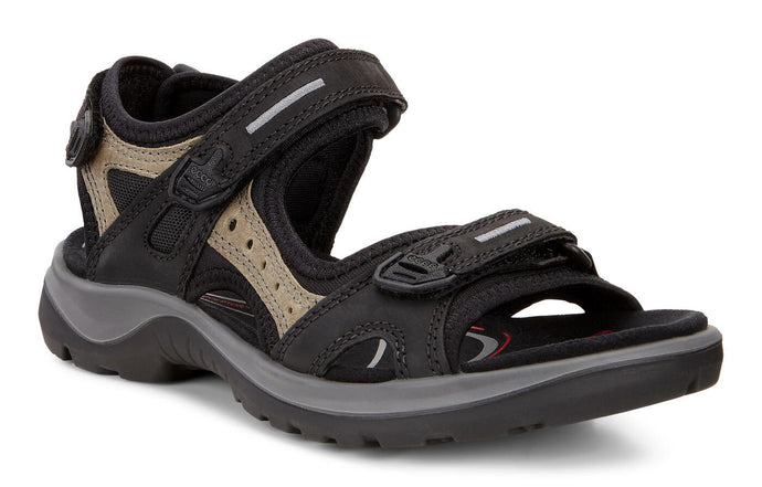 WOMEN'S YUCATAN OFFROAD FLAT SANDAL - KARAVEL SHOES