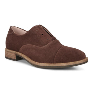 WOMEN'S SARTORELLE 25 TAILORED SUEDE SHOES - KARAVEL SHOES