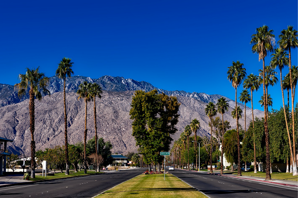 Top 10: Palm Springs
