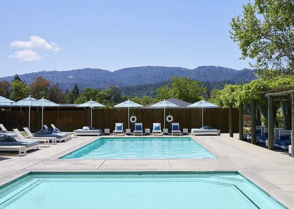 Calistoga Motor Lodge and Spa, Calistoga, CA