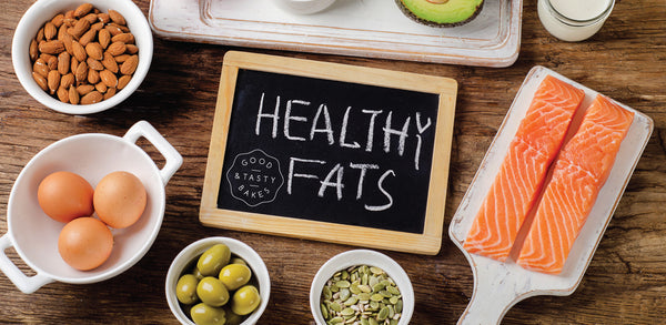 Fats: The Good, The Bad, and The Ugly