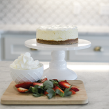 Keto-Friendly | Gluten-Free Classic Cheesecake