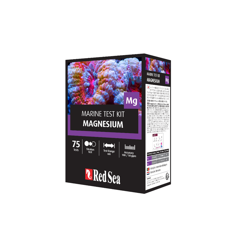 Red Sea Magnesium Test Kit