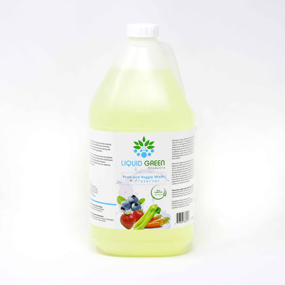 Fruit and Vegetable wash+Preserver_4 Litre