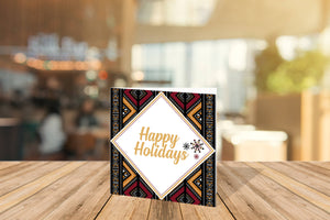 Afrocentric greeting cards - Khaya collection