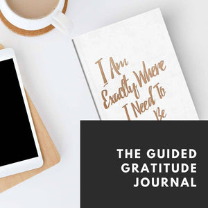 The Guided Gratitude Journal - Digital Download