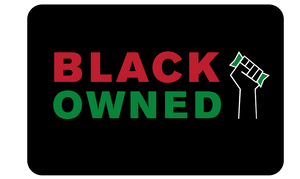 Black Owned Gift Card