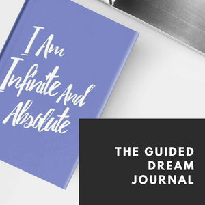 The Guided Dream Journal - Digital Download