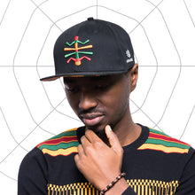 Load image into Gallery viewer, ANANSE Ancestors Snapback