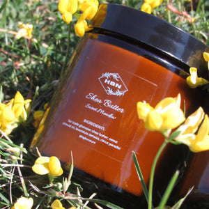 Infused Shea Butter - Sweet Meadow