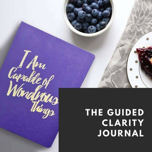 The Guided Clarity Journal - Digital Download