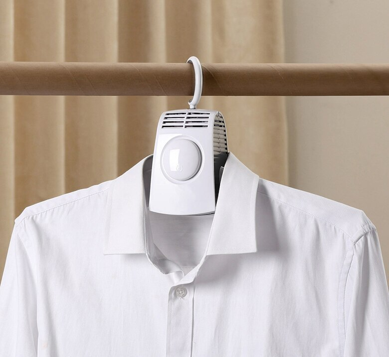 Original Smart Frog Portable Clothes Dryer Electric Shoes Clothes Drying Rack Hangers Foldable heater hanger