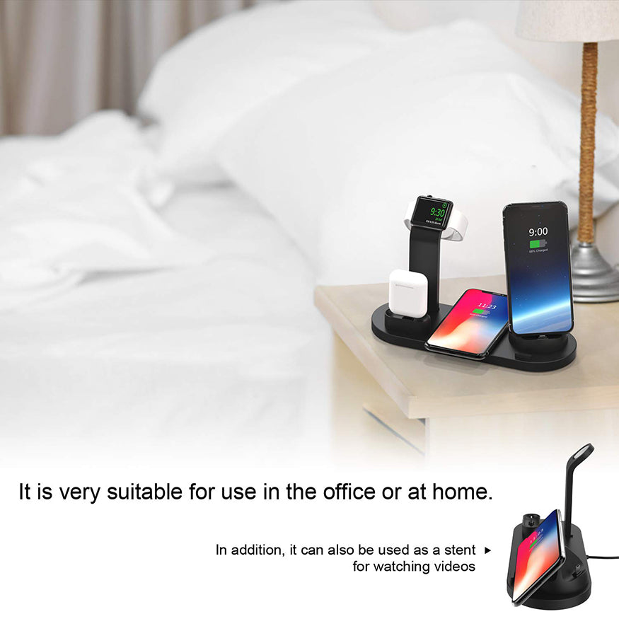 Multifunctional Wireless Charger