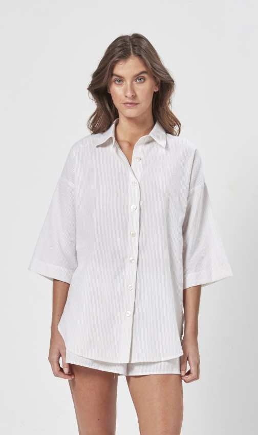 Harlow Oversized Shirt