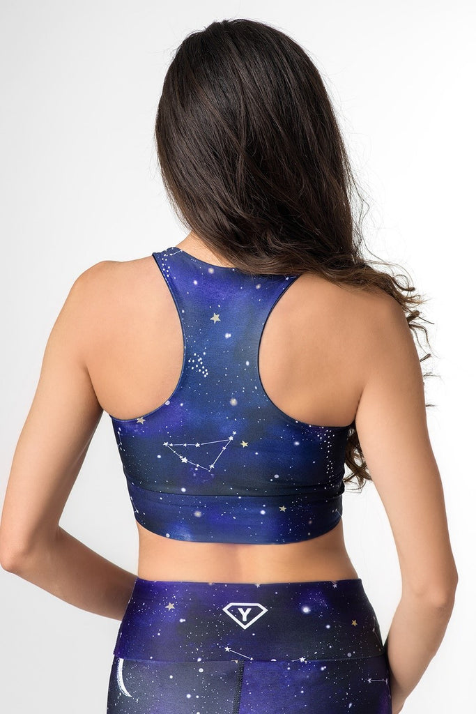 PRE-SALE: Sports Bra Galaxy
