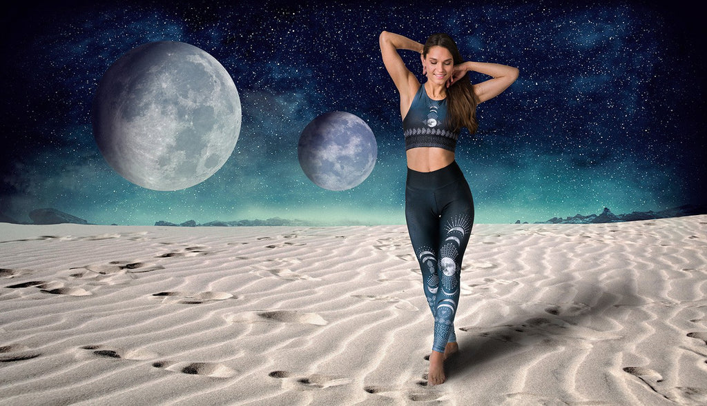 PRE-SALE: Leggings Blue Moon