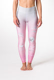 Leggings Pink Moon