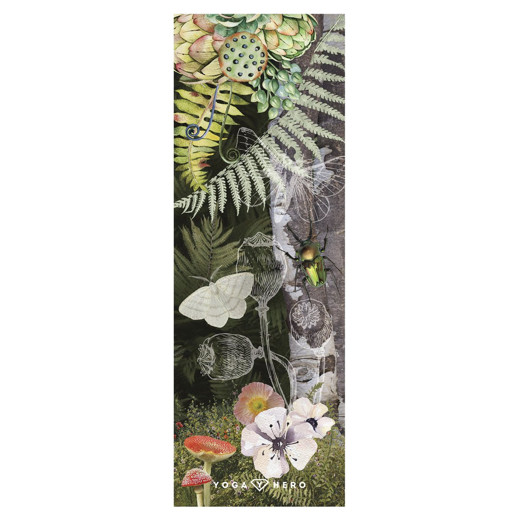 YOGA MAT FOREST 3.5mm