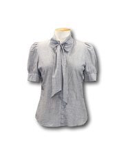 Load image into Gallery viewer, Helen Cherry Bow Shirt - Size S