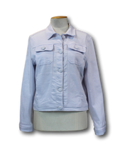 Load image into Gallery viewer, Fate & Becker Denim Jacket - Size 14