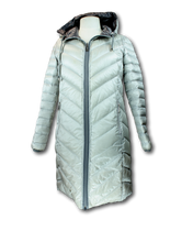 Load image into Gallery viewer, Moke Reversible Puffer Coat - Size M