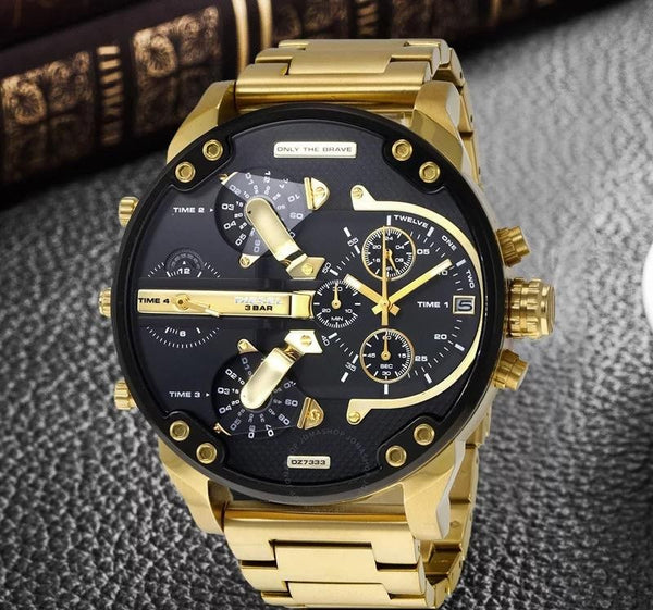 luxury sport watch military montres wristwatch high quality The Brave