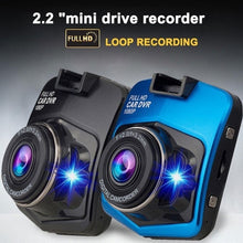Load image into Gallery viewer, Dash Cam Video Recorder Vehicle G-sensor Night Vision Camcorder