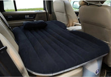 Load image into Gallery viewer, Vehicle Cushion Air Bed Inflatable Mattress Car Bed (with Air-Pump)