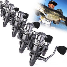 Load image into Gallery viewer, Light Weight Ultra Smooth Aluminum Spinning Fishing Reel pro fish