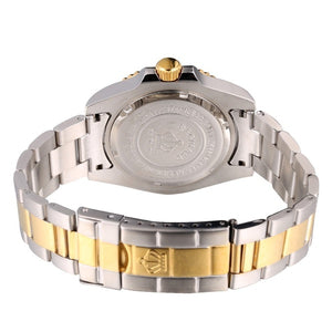 Submariner style Homage Fashion Watch Quartz Reginald