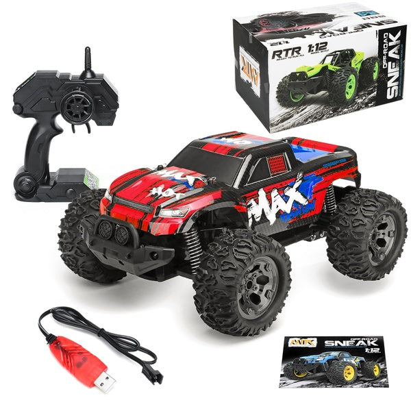 RC 1:12 scale radio controlled truck 2.4Ghs controller included