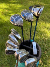 Load image into Gallery viewer, graphite shaft complete 8 piece golf club set affordable pro golfing set unisex