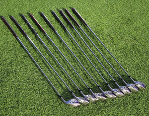 Single Length Golf Clubs Iron Set 4-SW(9 Pieces) Golf Irons Right Handed