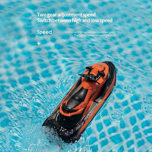 RC BOAT 1:10 JET SKI HIGH SPEED RC BOAT