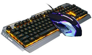 gaming mouse and keyboard pro high tech PC combo