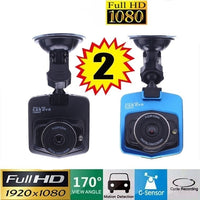 Dash Cam Video Recorder Vehicle G-sensor Night Vision Camcorder
